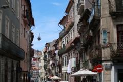 Reis de Gaia, Blick Richtung Porto