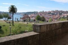 Blick vom Mosteiro da Serra do Pilar