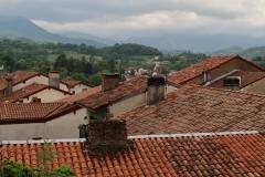 Saint-Jean-Pied-de-Port  - Blick ins Baskenland