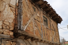 Santo Domingo Los Silos - Fachwerk