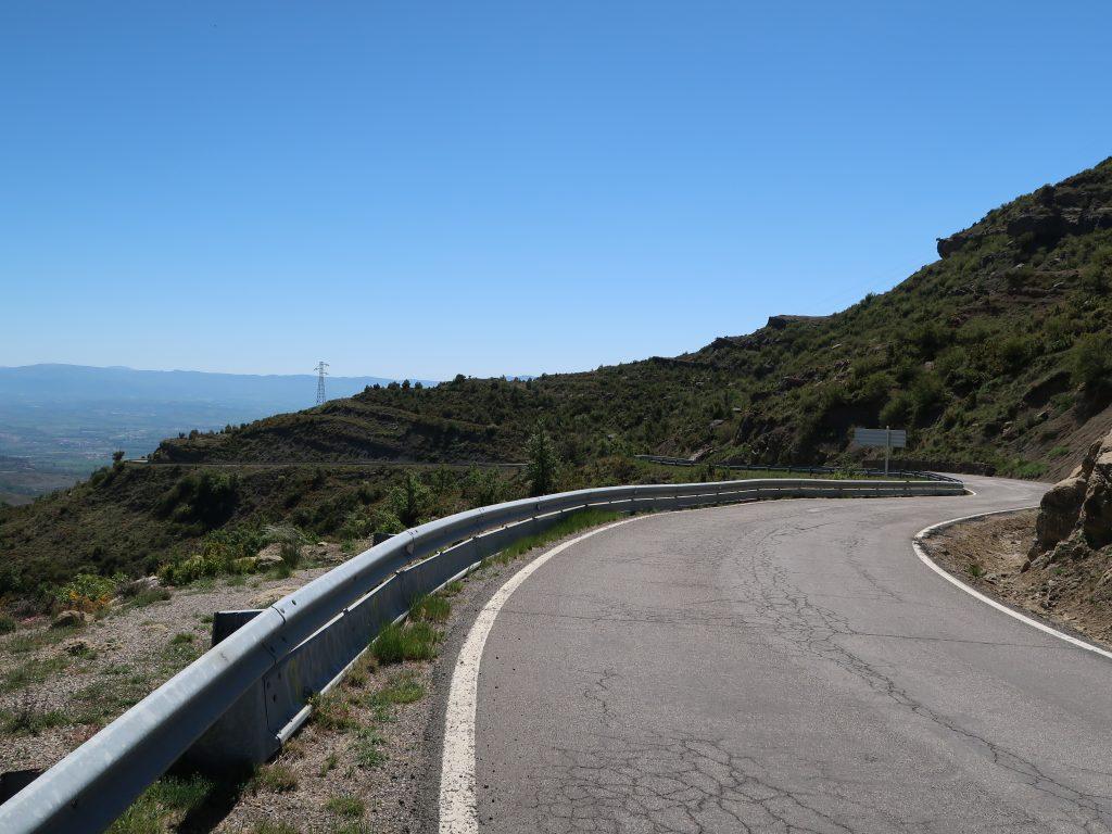 Auf dem Weg nach Logroño