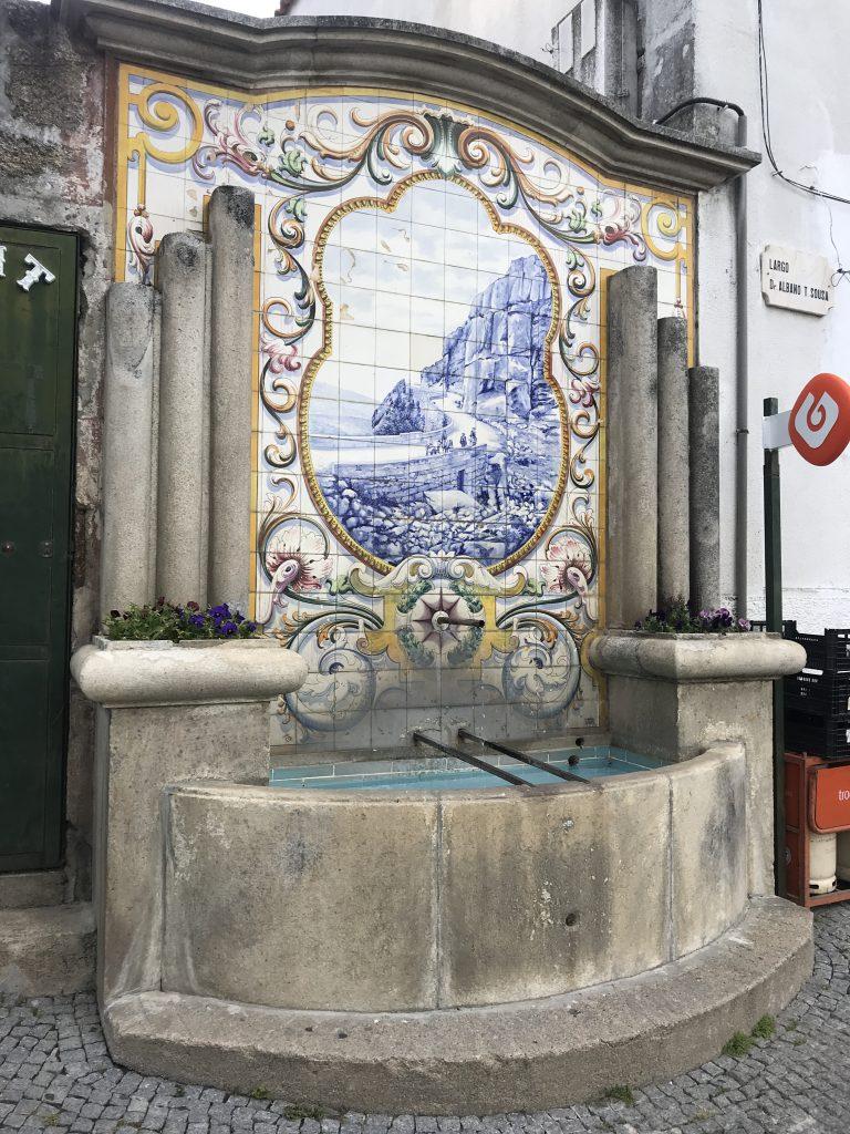 Brunnen in Tabuaço